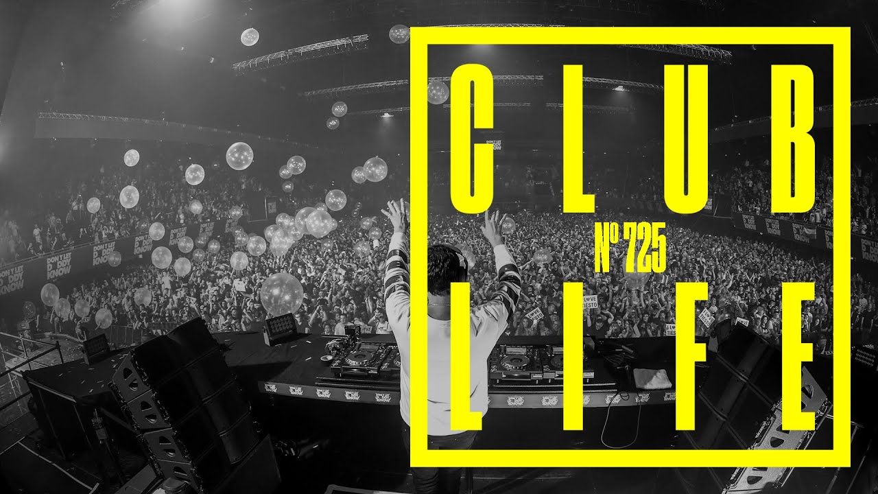 CLUBLIFE by Tiësto Episode 725