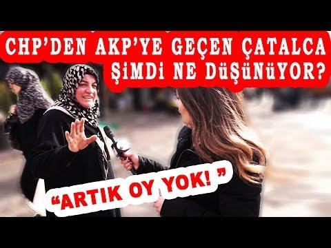 CHP'den AKP'ye Geçen ÇATALCA Şimdi Ne Düşünüyor? Kararları Değişti Mi?