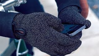 Mujjo Doubled Layered Touch Screen Gloves - Ultra Responsive and Warm! - In-Depth Review