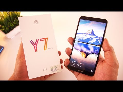 Huawei Y7 Prime (2018) Video clips - PhoneArena
