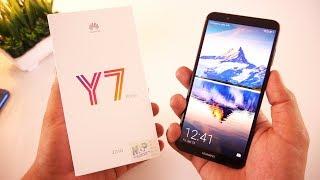 Huawei Y7 Prime (2018) Unboxing & Quick Review [Urdu/Hindi]
