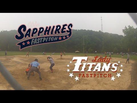 '01 Ohio Sapphires vs. Lady Titans 6-20-15