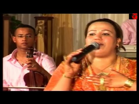 شعبي عربي مغربي مع نجمة الرباط  زهيرة - Zahira Chaabi Arab Maghreb