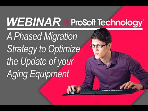 A Phased Migration Strategy to Optimize the Update of your Aging Equipment