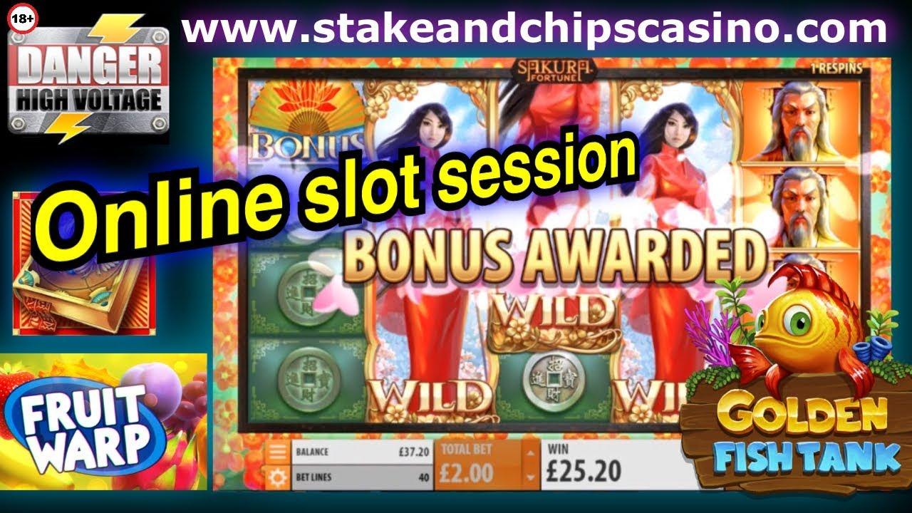 Online Casino Slot Bonus