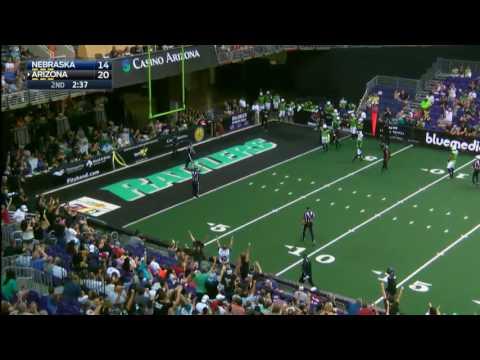 Intense Conference Championship: Nebraska vs Arizona