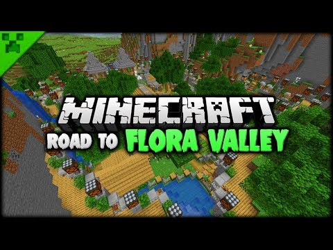 ROAD TO FLORA VALLEY (Season 1 Area!) | Python's World (Minecraft Survival Let's Play S2)