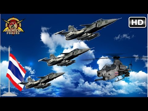 Royal Thai Air Force In Action !! Myanmar you