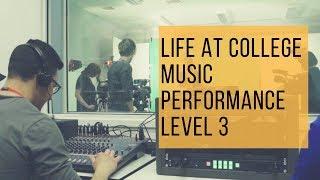 Life At College - Utelka Johnson - Music Performance