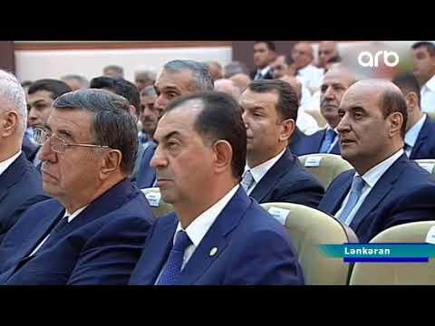Prezidentin sədrliyi ilə Lənkəranda respublika müşavirəsi keçirilib