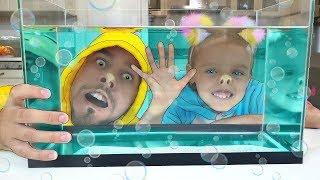 Sink or Float | Experimento Cool Science para niños | Back To School con Mi Mi Kids