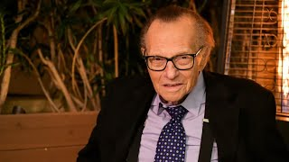 Larry King, renowned television and radio host, dies at 87