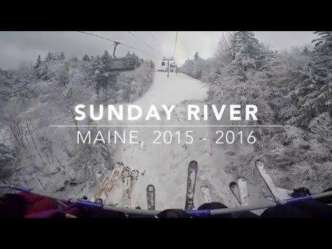 Sunday River 2015 - 2016