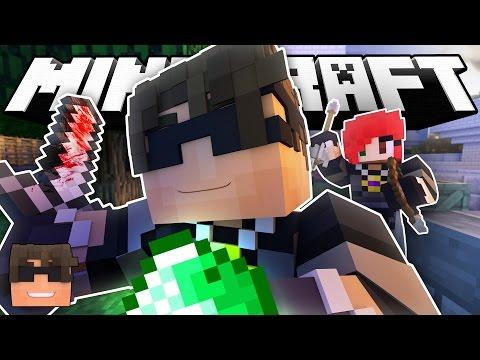 Minecraft MURDER MYSTERY! | I AM JASON VOORHEES! (Minecraft Murder Mystery Minigame) - Видео из Майнкрафт (Minecraft)