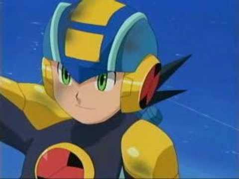 Back  gt  Gallery For  gt  Megaman Nt Warrior Megaman Gets DeletedMegaman Nt Warrior Megaman Gets Deleted