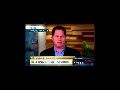 Bill Discussion with Michael Dell