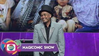 Sulap Pak Sabar Tidak Bisa Kelabui Deddy Corbuzier,kecuali Yang Satu Ini..- Magicomic Show