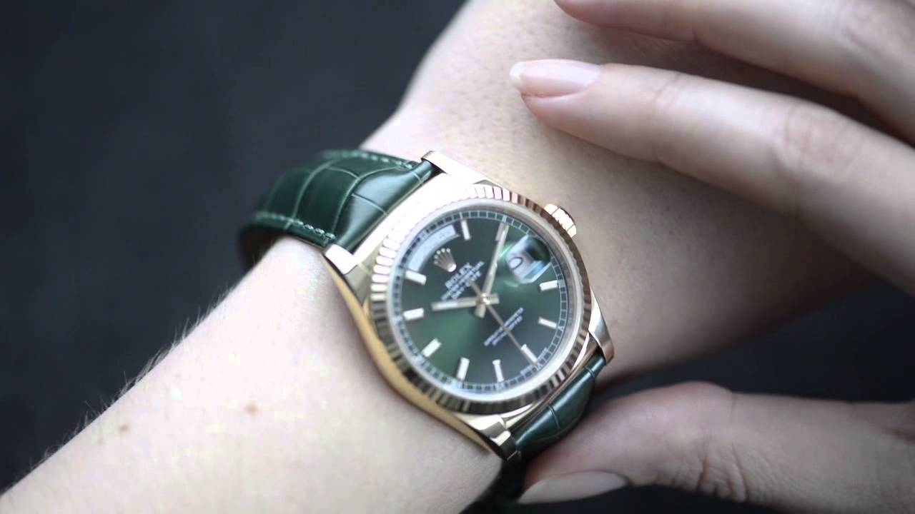 s rolex oyster perpetual day date luxury