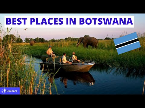 10 Best Places to Visit in Botswana