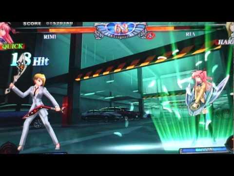 PHANTOM BREAKER rimi arcade hard part1