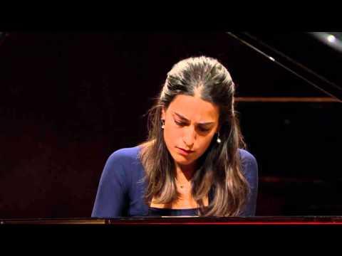 Saskia Giorgini – Etude in E flat major Op. 10 No. 11 (first stage)