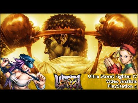 Ultra Street Fighter IV para PS4 | Análisis español GameProTV