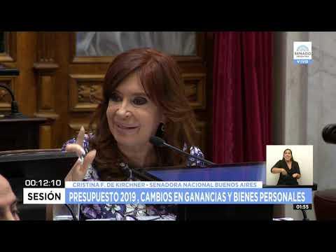 Cristina Fernández de Kirchner: Van a dejar un país peor del que recibieron