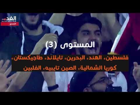 فيديوغراف .. تفاصيل قرعة التصفيات المشتركة لمونديال 2022 وآسيا 2023  - 14:54-2019 / 7 / 16