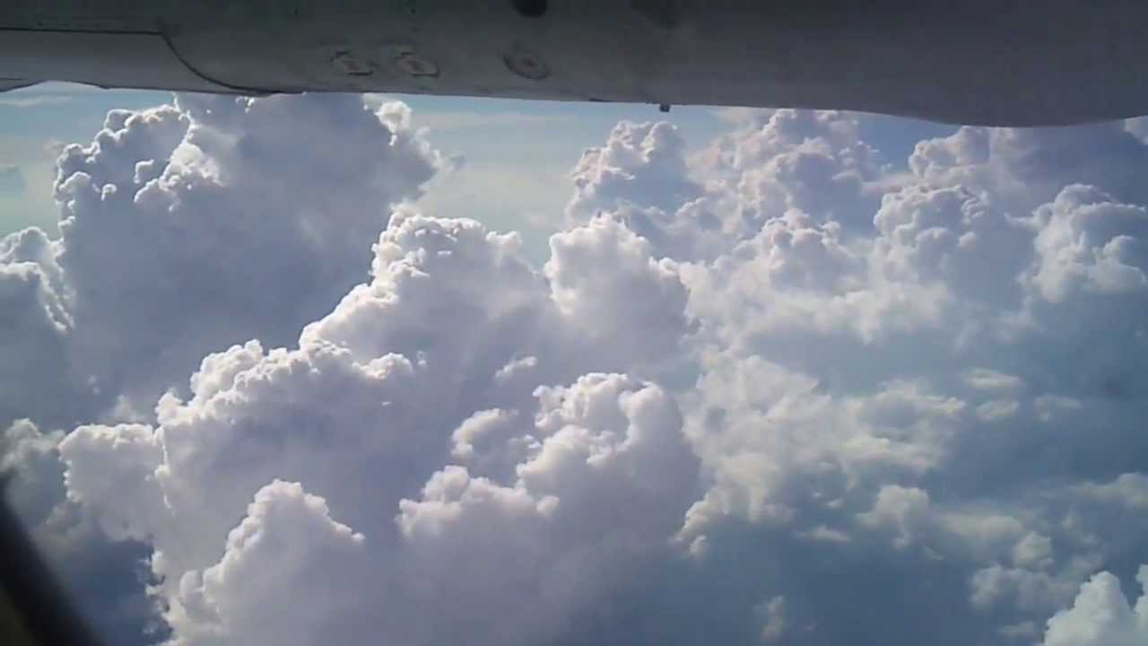 Вид � �амоле�а на облака youtube