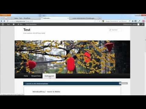 Coveto Bewerbungsformular Und Stellenportal Jobbörse In Wordpress