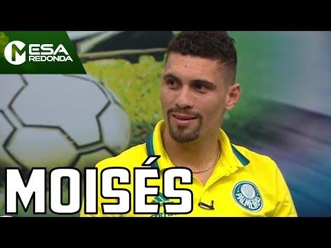 Entrevista Com Moisés (Palmeiras) - Mesa Redonda (24/07/2016)