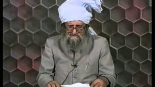 Urdu Dars Malfoozat #203, So Said Hazrat Mirza Ghulam Ahmad Qadiani(as), Islam Ahmadiyya