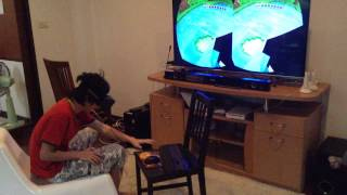 DT Minecraft with Oculus (and Luvi kung)
