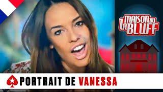 Portrait Vanessa Lawrens- La Maison du Bluff 4 - NRJ12