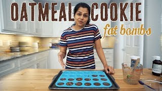 Oatmeal Cookie Fat Bombs | The Best Fat Bomb Recipes