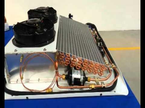 Engine Drive Van Transport Refrigeration Units V350T—CORUNCLIMA