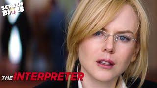 The Interpreter - Nicole Kidman Sean Penn