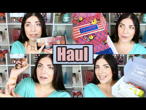 What New Products Am I Trying? | PR Haul & Mini Reviews
