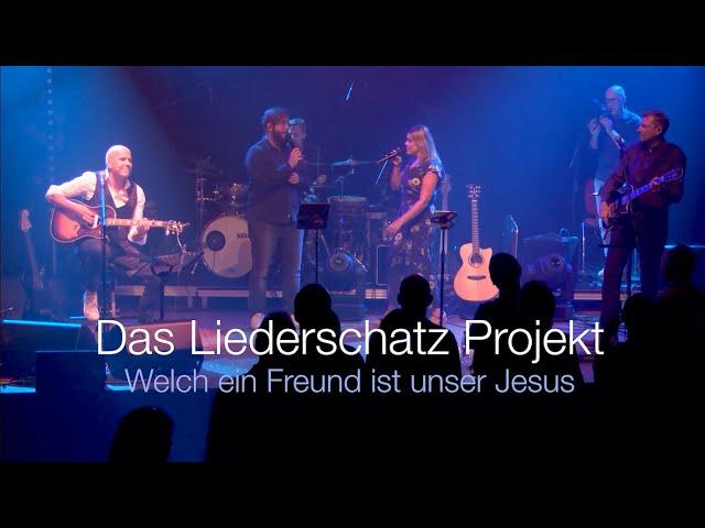 Das Liederschatz Projekt -