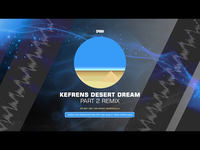 AMIGA REMIX - Anders Emil Hansen - Desert Dream - Part 2 (Remix) [HQ]