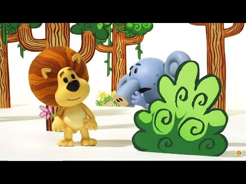 Raa Raa The Noisy Lion | 1 HOUR COMPILATION | English Full Episodes | Kids Cartoon | Videos For Kids
