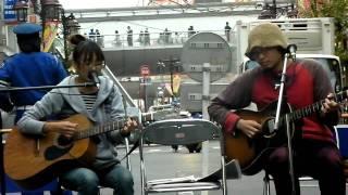 2010/11/3 立川秋の食楽祭にて KIYOMIさん HP http://www.kumikie.net/k...