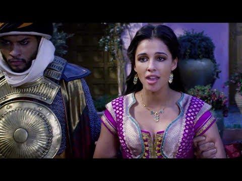 "Naomi Scott - Speechless (From ""Aladdin""/Full Scene + Subtitle)"