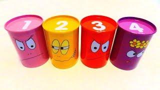 Learn 123 Numbers with Barbapapa