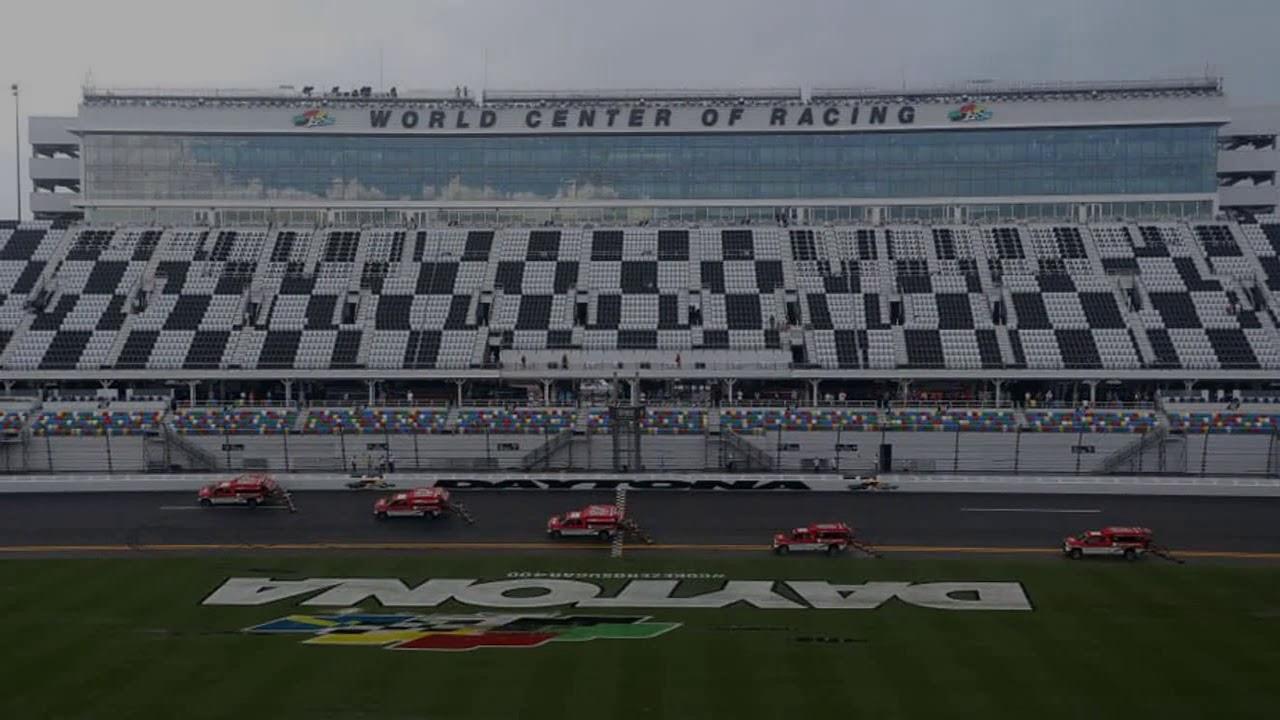 Coke Zero Sugar 400 at Daytona postponed because of rain