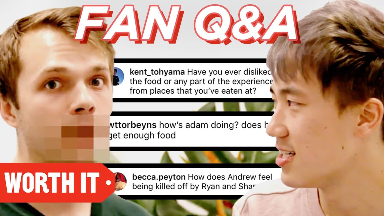Is Any Food NOT Worth It? • Worth It Q&A + Season 5 Announcement