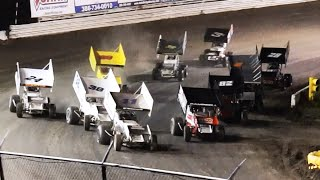 Top Gun Sprint Series at Volusia Speedway Park, 10-4-2014