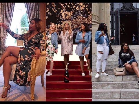 Becoming Mrs Jones- Minnie takes Paris for her bachelorettes' Party