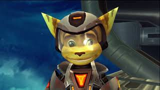 Ratchet and Clank : Up Your Arsenal -22- Get to the Belt