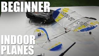 Flite Test - Beginner Indoor Planes - Review